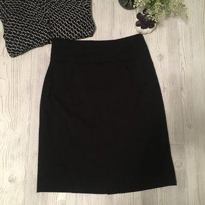 H&M high-waist pencil skirt